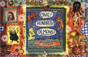 100 Demons by Lynda Barry